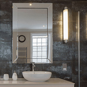 The Latest Bathroom Trends Have You Looking in the Mirror